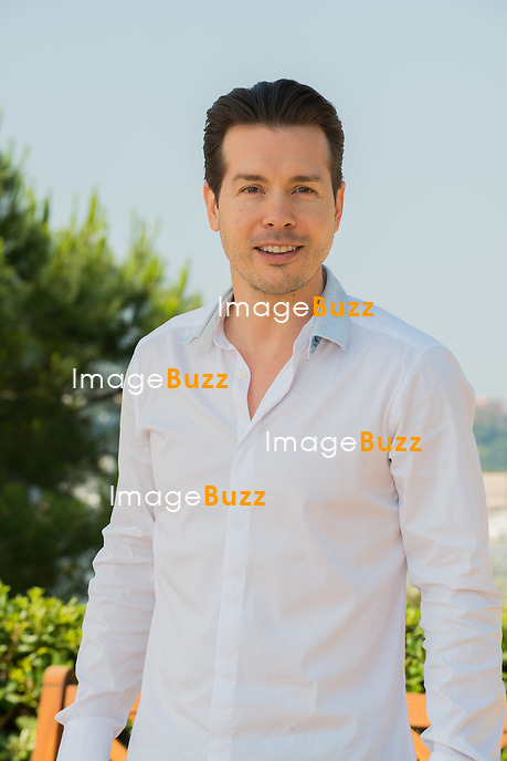 "John Seda ""Chicago PD"" attends photocall at the Monte Carlo Beach Hotel on June 10, 2014 in Monte-Carlo, Monaco."