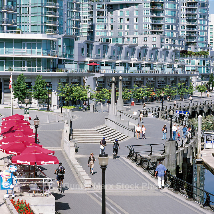 Harbour Walk Apartments: Vancouver-BC-Coal-Harbor-Harbour-Seawalk-Pictures-Images
