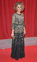 Sally Carman at the British Soap Awards 2018, Hackney Town Hall, Mare Street, London, England, UK, on Saturday 02 June 2018.<br /> CAP/CAN<br /> &copy;CAN/Capital Pictures