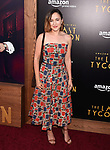 HOLLYWOOD, CA - JULY 27:  Actress Zelda Williams arrives at the Premiere Of Amazon Studios' 'The Last Tycoon' at the Harmony Gold Preview House and Theater on July 27, 2017 in Hollywood, California.
