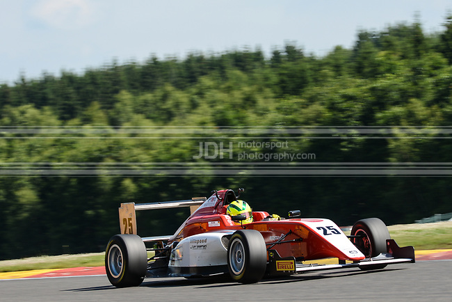 Nick Worm - Hillspeed with Cliff Dempsey Racing BRDC British F3 Championship