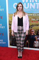 "Amber Tamblyn at the World Premiere of ""WINE COUNTRY"" at the Paris Theater in New York, New York , USA, 08 May 2019"