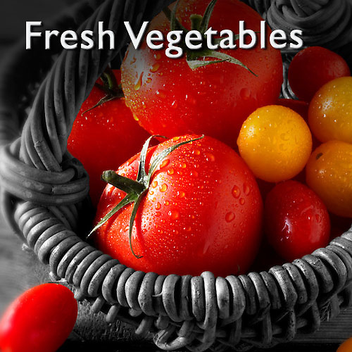 Food Pictures & images of fresh vegetables