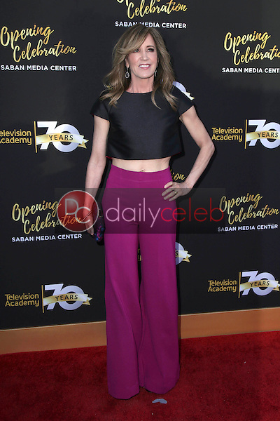 Felicity Huffman<br /> at the Television Academy's 70th Anniversary Celebration Gala, Television Academy, North Hollywood, CA 06-02-16<br /> David Edwards/Dailyceleb.com 818-249-4998