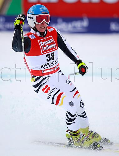 08 01 2012  Ski Alpine FIS WC Bath Kleinkirchheim Super G for women Bath Kleinkirchheim Austria  Picture shows Veronique  ger