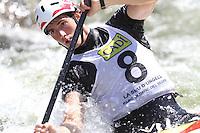 23.06.2012. La Seu D'Urgell. España. ICF Canoe Slalom World Cup. Final C1 Men.