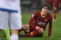 Nicolo Zaniolo of AS Roma <br /> Roma 11-3-2019 Stadio Olimpico Football Serie A 2018/2019 AS Roma - Empoli<br /> Foto Andrea Staccioli / Insidefoto
