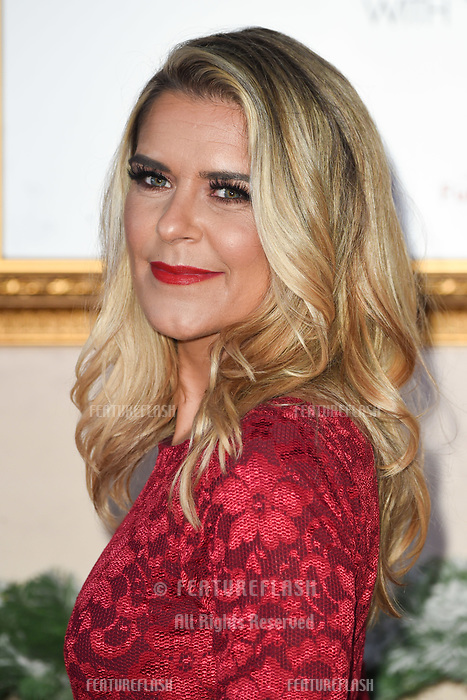 "LONDON, UK. November 21, 2018: Gemma Oaten at the ""Surviving Christmas with the Relatives"" premiere at the Vue Leicester Square, London.<br /> Picture: Steve Vas/Featureflash"