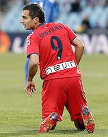 Osasuna's Emiliano Daniel Armenteros during La Liga match.December 15,2012. (ALTERPHOTOS/Acero) /NortePhoto