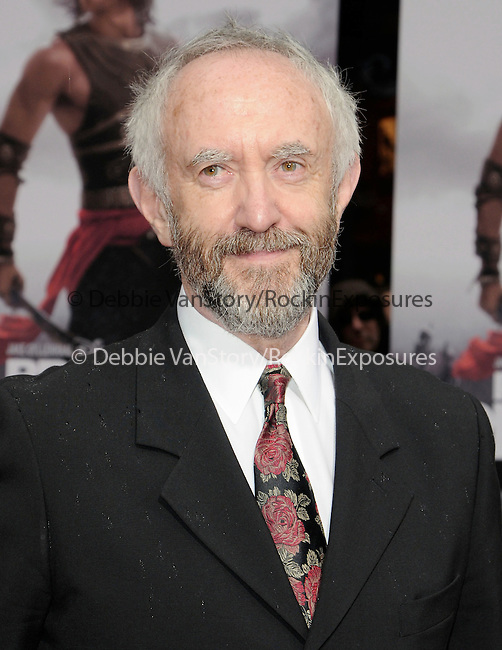 "Jonathan Pryce  at the Walt Disney Pictures ""Prince Of Persia: The Sands Of Time"" Los Angeles Premiere held at The Grauman's Chinese Theatre in Hollywood, California on May 17,2010                                                                   Copyright 2010  DVS / RockinExposures"