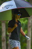 Danielle Kang (USA) heads down 11 during round 2 of the U.S. Women's Open Championship, Shoal Creek Country Club, at Birmingham, Alabama, USA. 6/1/2018.<br /> Picture: Golffile | Ken Murray<br /> <br /> All photo usage must carry mandatory copyright credit (&copy; Golffile | Ken Murray)