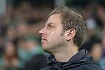 08.03.2019, Weser Stadion, Bremen, GER, 1.FBL, Werder Bremen vs FC Schalke 04, <br /> <br /> DFL REGULATIONS PROHIBIT ANY USE OF PHOTOGRAPHS AS IMAGE SEQUENCES AND/OR QUASI-VIDEO.<br /> <br />  im Bild<br /> <br /> Florian Kohfeldt (Trainer SV Werder Bremen)<br /> Gestik, Mimik,<br /> <br /> Foto &copy; nordphoto / Kokenge
