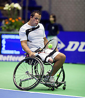 16-12-11, Netherlands, Rotterdam, Topsportcentrum,   Tom Egberink