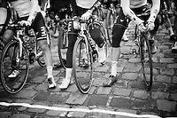 IAM startline<br /> <br /> 114th Paris-Roubaix 2016