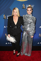 7 February 2019 - Los Angeles, California - Meghan Trainor, Ashlee Simpson. the Delta Air Line 2019 GRAMMY Party held at Mondrian Los Angeles. Photo Credit: Faye Sadou/AdMedia