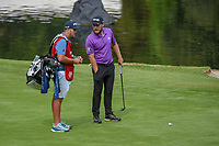 Tyrrell Hatton (ENG) looks over his putt on 17 during round 4 of the World Golf Championships, Mexico, Club De Golf Chapultepec, Mexico City, Mexico. 2/24/2019.<br /> Picture: Golffile | Ken Murray<br /> <br /> <br /> All photo usage must carry mandatory copyright credit (© Golffile | Ken Murray)