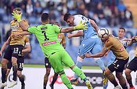 Roma 17 Aprile 2019. Calcio Serie A. Lazio - Udinese. © Foto Petrussi