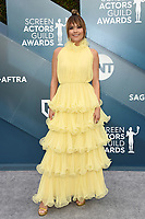 LOS ANGELES - JAN 19:  Erin Lim at the 26th Screen Actors Guild Awards at the Shrine Auditorium on January 19, 2020 in Los Angeles, CA