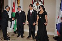 El Presidente Leonel  Fernández considera imprescindible impulsar negociaciones de paz entre Palestina e Israel.