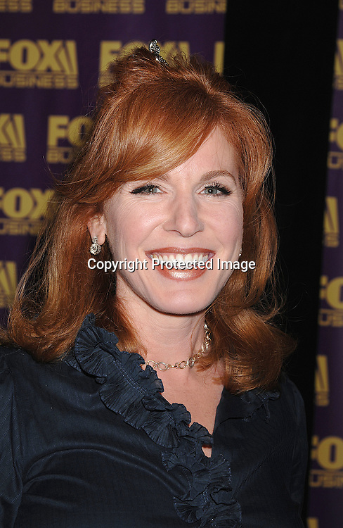 Liz Claman..at The Fox Business Network's launch Party on October 24, 2007 at The Metropolitan Museum of Art . ..Robin Platzer, Twin Images..212-935-0770