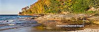 64776-010.07 Miners Beach Pictured Rocks National Lakeshore, MI