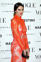 Blanca Suarez attends Vogue and Mario Testino photocall in Madrid. November 27, 2012. (ALTERPHOTOS/Caro Marin) /NortePhoto