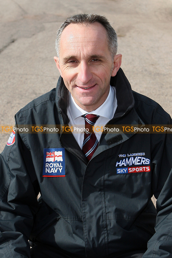 Neil Vatcher of Lakeside Hammers - Lakeside Hammers Speedway Press & Practice Day at Arena Essex Raceway, Purfleet - 20/03/12 - MANDATORY CREDIT: Gavin Ellis/TGSPHOTO - Self billing applies where appropriate - 0845 094 6026 - contact@tgsphoto.co.uk - NO UNPAID USE.
