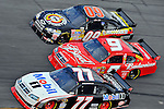 Feb 12, 2009; 2:32:37 PM; Daytona Beach, FL, USA; NASCAR Sprint Cup Series race of the Gatorade Duel at Daytona International Speedway.  Mandatory Credit: (thesportswire.net)