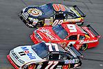 Feb 12, 2009; 2:32:37 PM; Daytona Beach, FL, USA; NASCAR Sprint Cup Series race of the Gatorade Duel at Daytona International Speedway.  Mandatory Credit: (thesportswire.net)