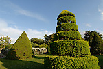 Longwood Gardens near Philadelphia.  Topiary..Philadelphia, Pennsylvania, PA USA.  Photo copyright Lee Foster, 510-549-2202, lee@fostertravel.com, www.fostertravel.com. Photo 377-30660