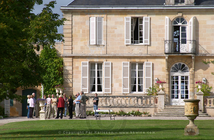 Chateau Kirwan, Margaux, Medoc, Bordeaux, France