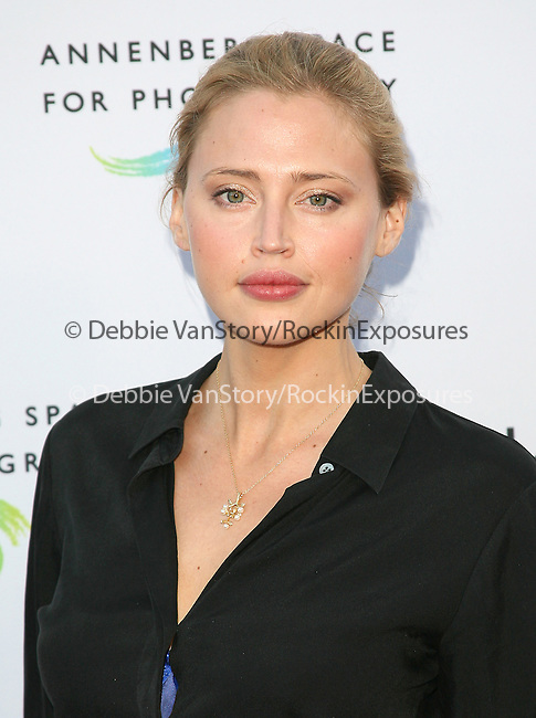Estella Warren at The opening of BEAUTY CULTURE, a photographic exploration of how feminine beauty is defined, challenged and revered in modern society held at Annenberg Space for Photography in Century City, California on May 19,2011                                                                               © 2011 Hollywood Press Agency