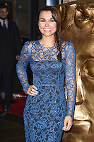 Samantha Barks arrives for the Children's BAFTA Awards 2014 at The Roundhouse, Camden, London, London. 23/11/2014 Picture by: Steve Vas / Featureflash
