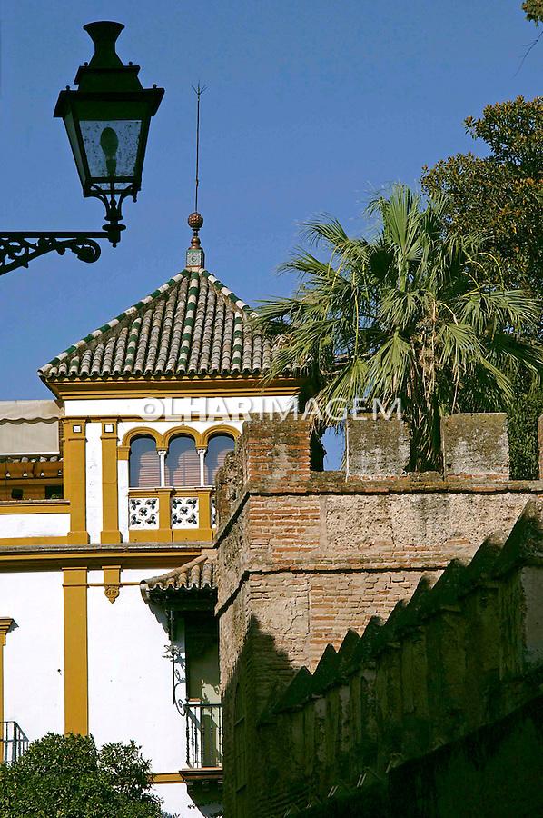 Arquitetura de Sevilha. Espanha. 2005. Foto de Rogério Reis.