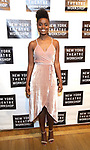 Denee Benton attends the 2018 New York Theatre Workshop Gala at the The Altman Building on April 16, 2018 in New York City