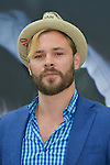 """Flueger Patrick from """"Chicago PD"""" poses at the photocall during the 55th Festival TV in Monte-Carlo on June 15, 2015 in Monte-Carlo, Monaco."""