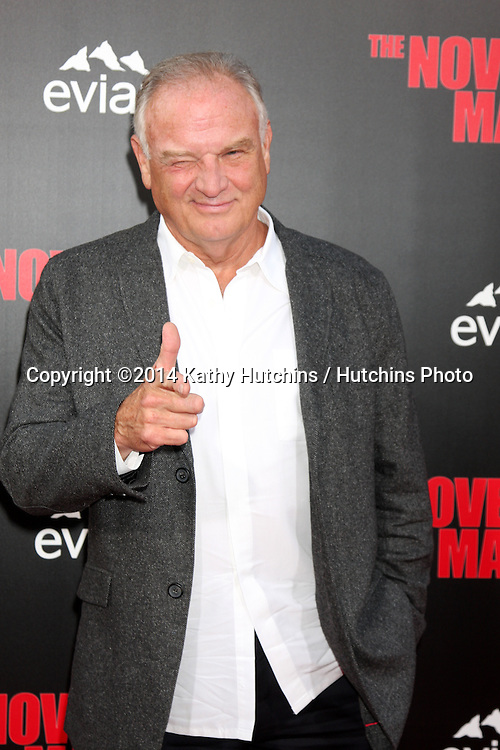 """LOS ANGELES - AUG 13:  Bill Smitrovich at """"The November Man"""" Premiere at TCL Chinese Theater on August 13, 2014 in Los Angeles, CA"""