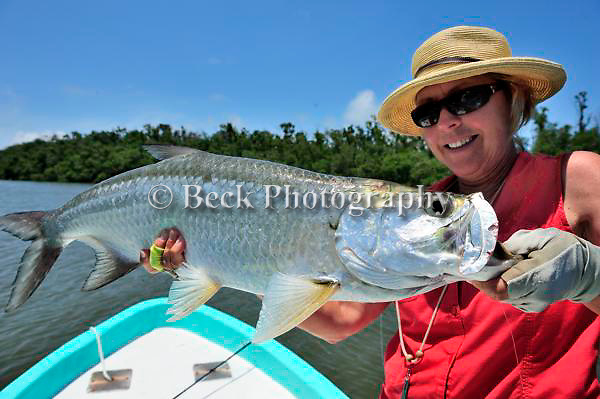 fly fishing in hidh muddy water