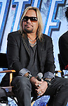 HOLLYWOOD, CA - MARCH 20: Vince Neil of Motley Crue attends the 'Kiss, Motley Crue: The Tour' Press Conference at Hollywood Roosevelt Hotel on March 20, 2012 in Hollywood, California.