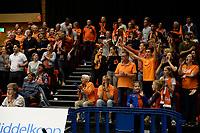 GRONINGEN - Volleybal , Lycurgus - Orion, finale playoff 5, seizoen 2018-2019, 12-5-2019,  fans Orion