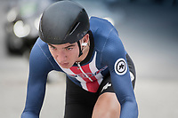 Kendrick Boots (USA)<br /> <br /> Men Junior Individual Time Trial<br /> <br /> UCI 2017 Road World Championships - Bergen/Norway