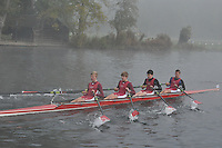 012 MAR ..Reading Rowing Club Small Boats Head 2011. Tilehurst to Caversham 3,300m downstream. Sunday 16.10.2011