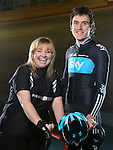 Geraint Thomas Corporate Track Day..08.11.11.©Steve Pope