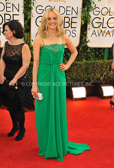 WWW.ACEPIXS.COM<br /> <br /> January 12 2014, LA<br /> <br /> Actress Taylor Schilling arriving at the 71st Annual Golden Globe Awards held at The Beverly Hilton Hotel on January 12, 2014 in Beverly Hills, California<br /> <br /> By Line: Peter West/ACE Pictures<br /> <br /> <br /> ACE Pictures, Inc.<br /> tel: 646 769 0430<br /> Email: info@acepixs.com<br /> www.acepixs.com