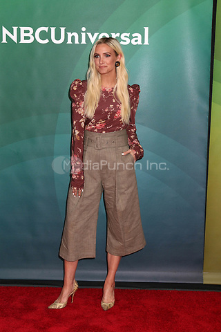 UNIVERSAL CITY, CA - MAY 2: Ashlee Simpson Ross at the NBCUniversal Summer Press Day at Universal Studios in Universal City, California on May 2, 2018. Credit: David Edwards/MediaPunch