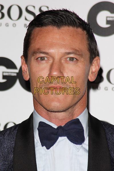 LONDON, ENGLAND - SEPTEMBER 02 :  Luke Evans arrives at the GQ Men Of The Year 2014 at The Royal Opera House on September 02, 2014 in London, England.<br /> CAP/AH<br /> &copy;Adam Houghton/Capital Pictures