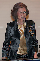 Queen Sofia of Spain at 50th Painting and Sculpture Awards