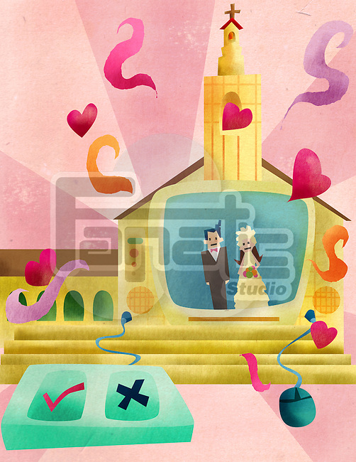 Online matrimonial site