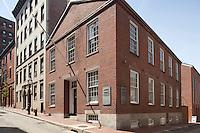 Smith School, Beacon Hill, Boston, MA   Black Heritage Trail