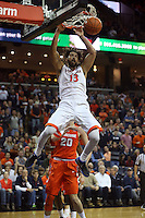 20160125_Syracuse vs UVa mens ACC Basketball